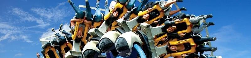Six Flags - O que fazer em Los Angeles: principais pontos turísticos