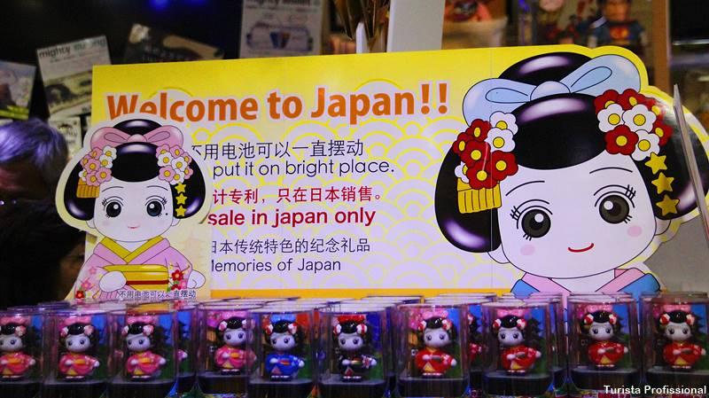 Tóquio capital do Japão