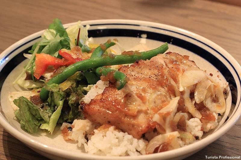 o que comer no Japão