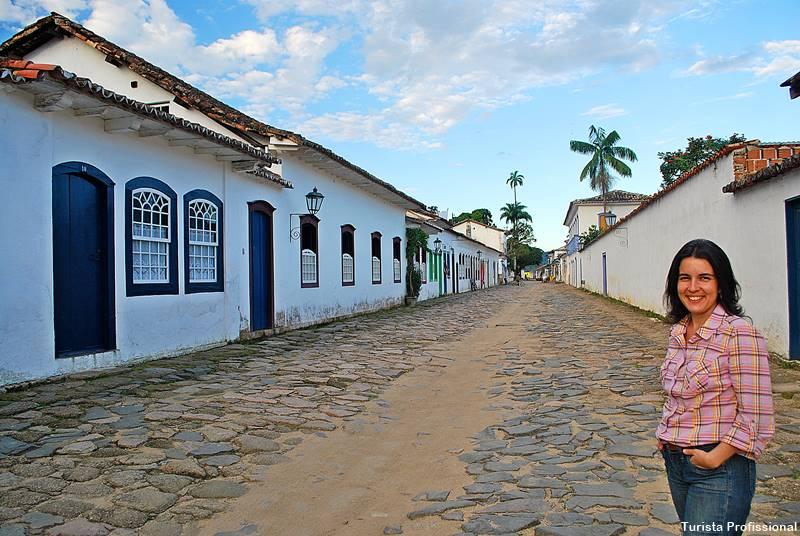 como chegar em Parati Rio de Janeiro