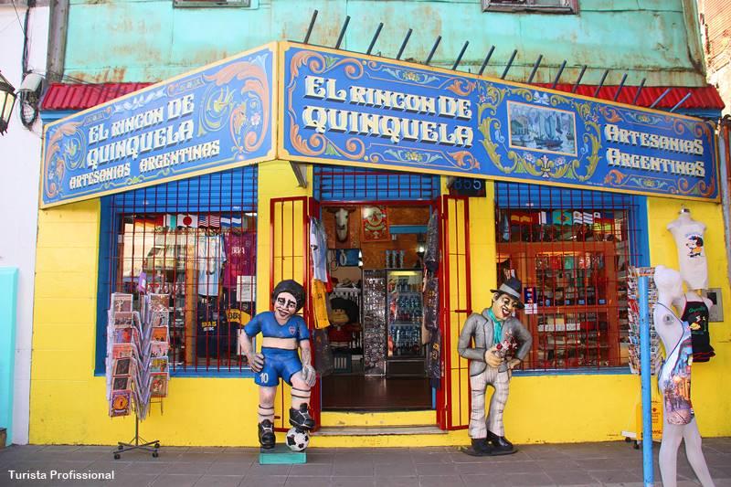 lojas de souvenir em la boca - Bairro La Boca em Buenos Aires: como chegar, o que fazer e dicas para a viagem!