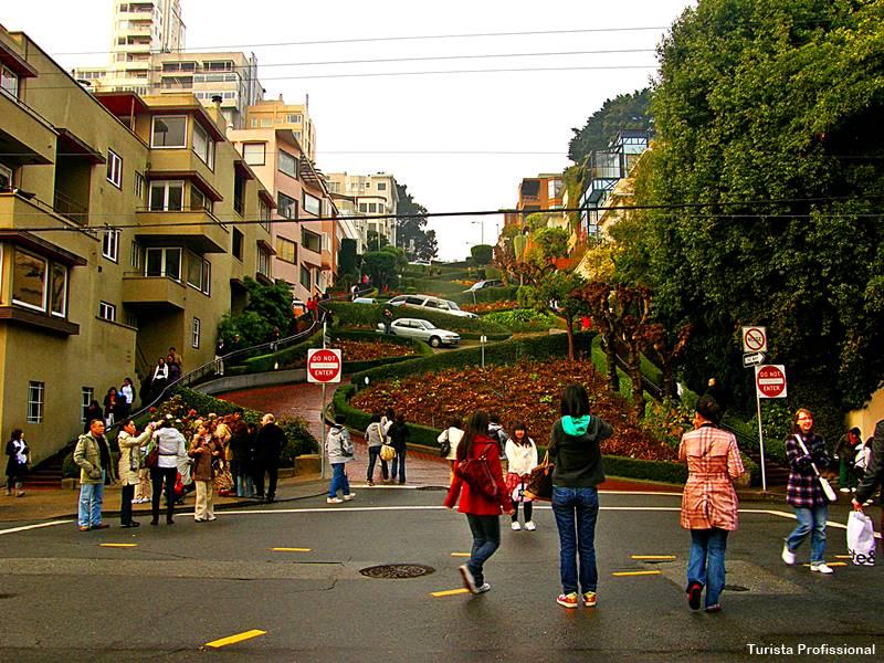 lombard street san francisco - O que fazer em San Francisco: principais pontos turísticos