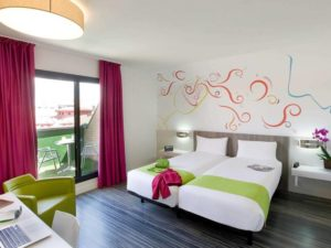 dica de hotel em Madri