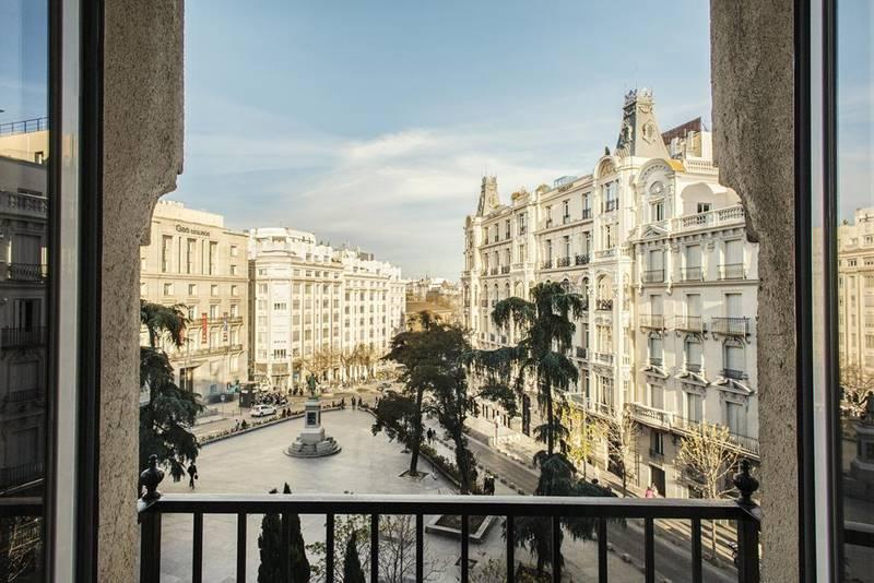 opção de hotel em Madri