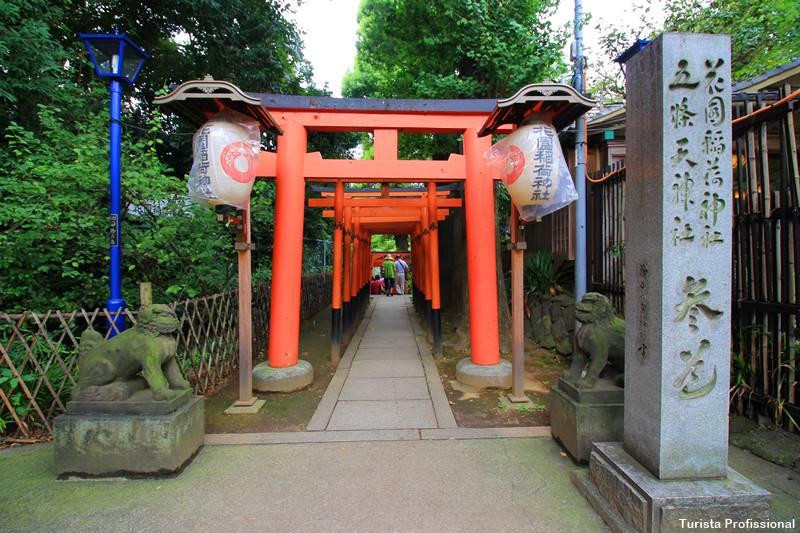 templo do Japão atração turística