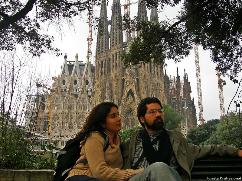 sagrada familia Barcelona - Cidades da Espanha: 15 destinos para se apaixonar!