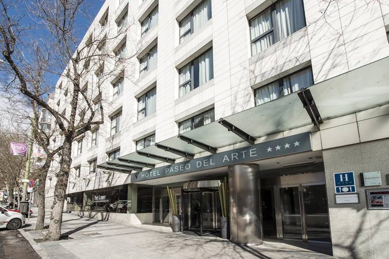 Hotel Paseo del Arte Madri - Onde ficar em Madrid: dicas de hotéis e bairros