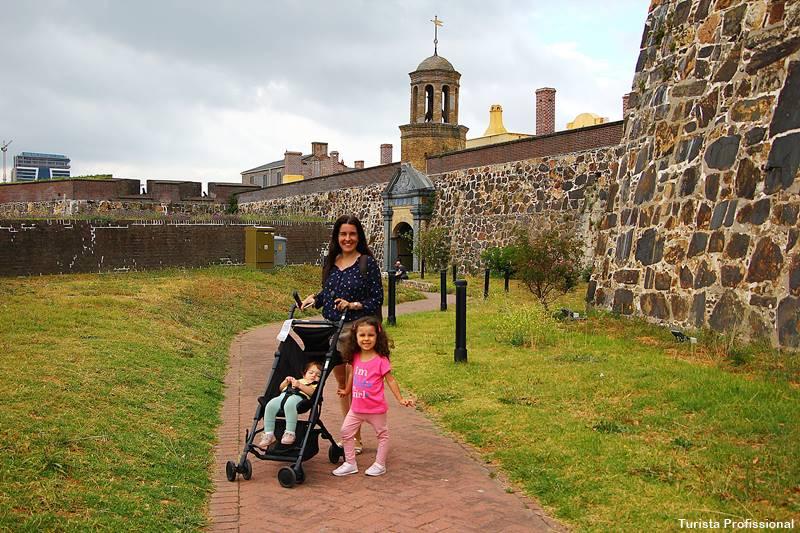 O que fazer em Cape Town - Castelo da Boa Esperança