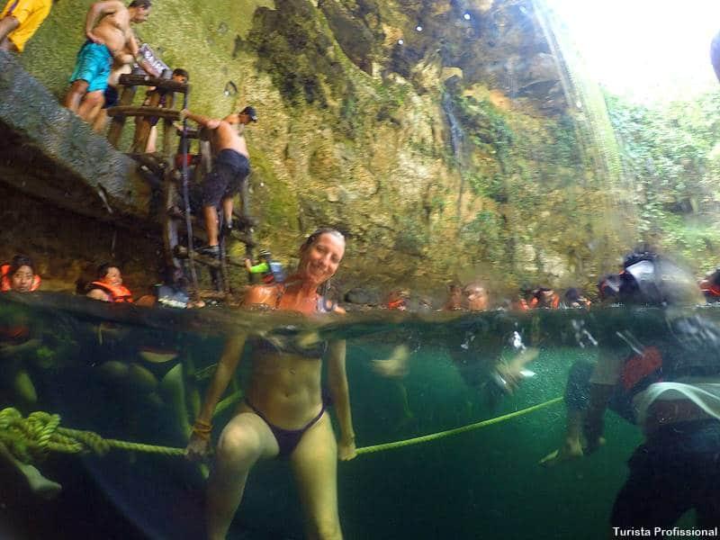 cenotes do mexico ik kil - Cenote Ik-Kil: um dos mais famosos da Riviera Maia