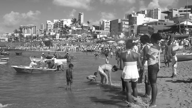 dia de Iemajá em Salvador