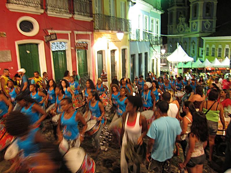 festas em Salvador Carnaval no Pelourinho