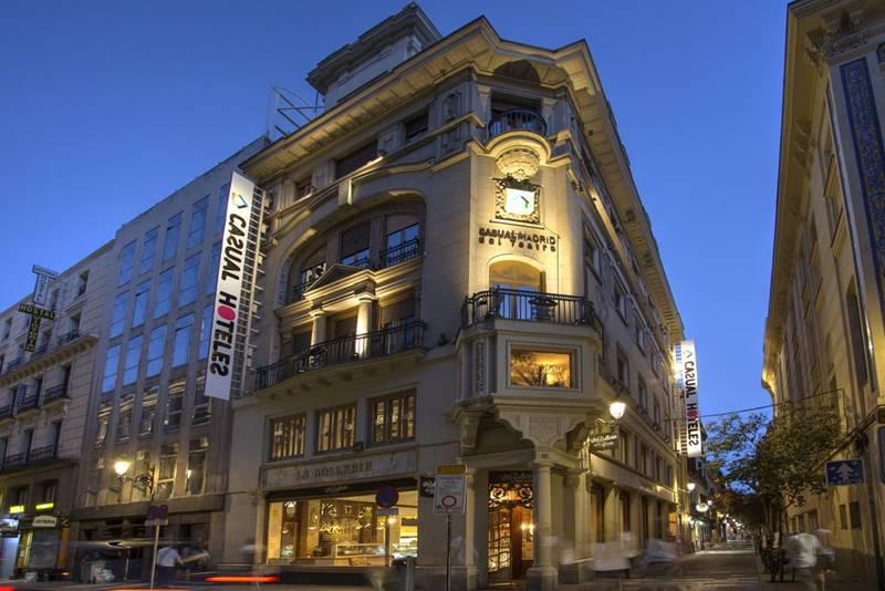 hostel em Madri - Onde ficar em Madrid: dicas de hotéis e bairros