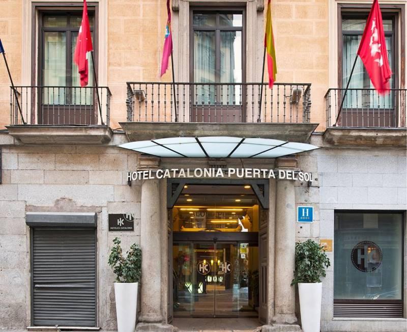 hotel catalunia madri - Onde ficar em Madrid: dicas de hotéis e bairros
