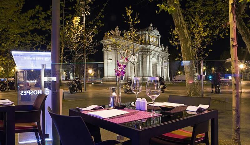onde dormir em Madrid