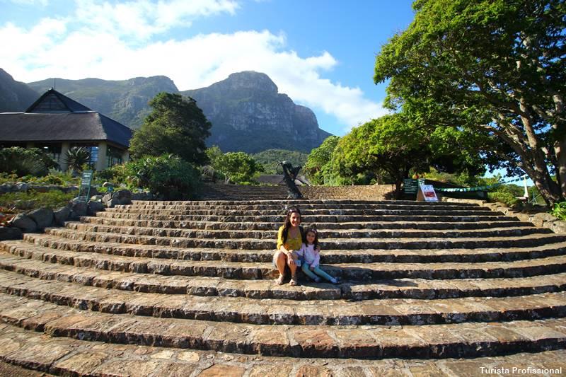 o que fazer na Cidade do Cabo Jardim Botânico