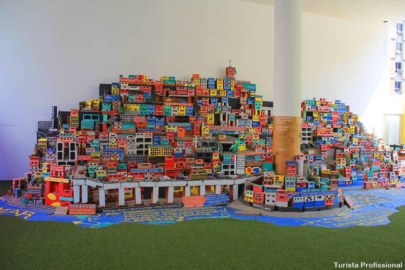 Projeto Morrinho no Museu
