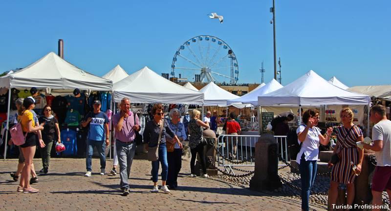 market square helsinki - O que fazer em Helsinki: principais pontos turísticos