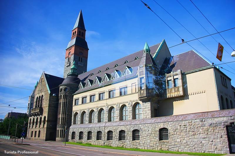 museu nacional da finlandia - O que fazer em Helsinki: principais pontos turísticos