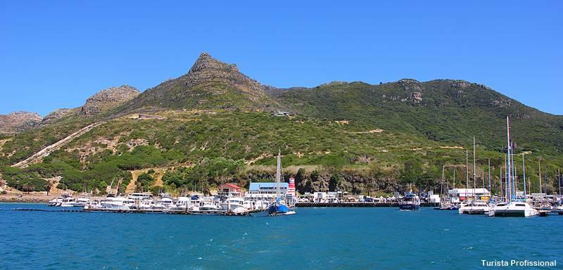 passeio na Hout Bay Cidade do Cabo