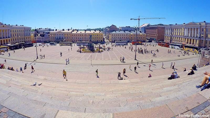 praca do senado helsingi - O que fazer em Helsinki: principais pontos turísticos