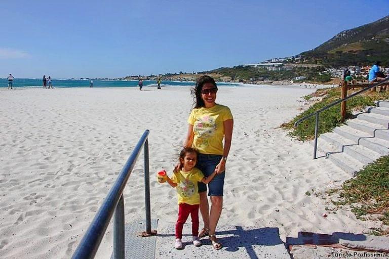 Praia Camps Bay