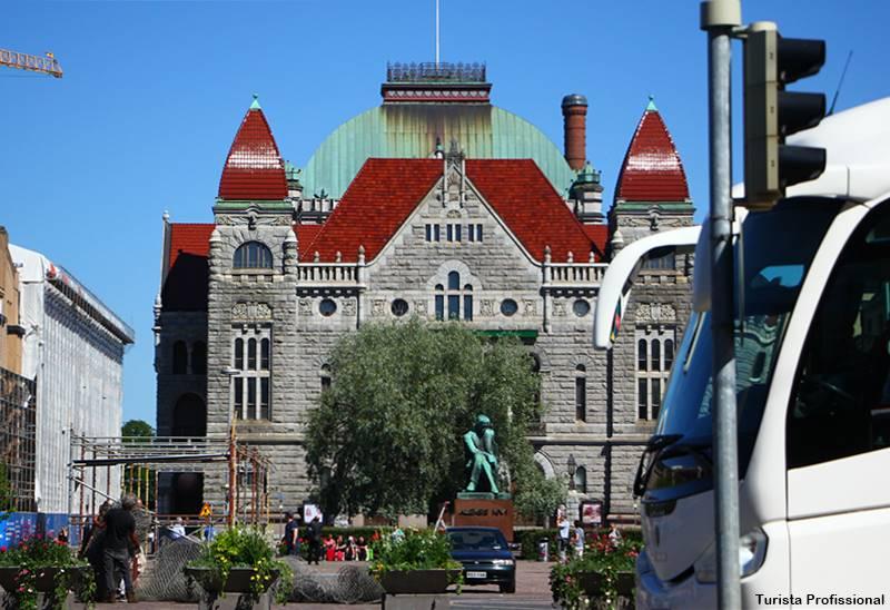 teatro de helsinque - O que fazer em Helsinki: principais pontos turísticos
