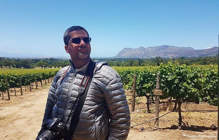 vinícola em Cape Town