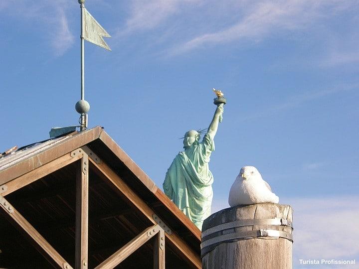 Estatua da Liberdade NYC - Dicas para visitar a Estátua da Liberdade em Nova York