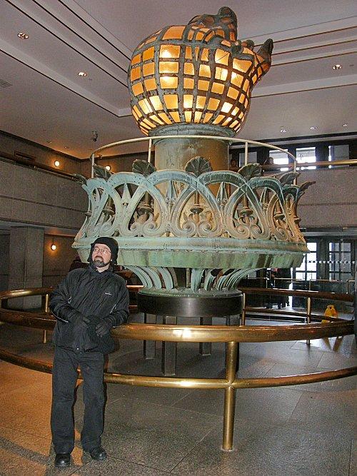 Estatua da Liberdade por dentro - Dicas para visitar a Estátua da Liberdade em Nova York
