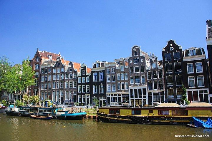 canais de Amsterdam - O que fazer em Amsterdam: principais pontos turísticos