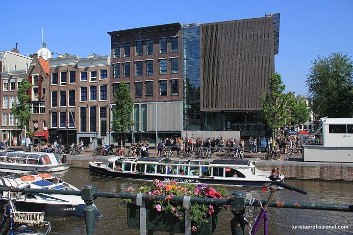 casa de anne frank - O que fazer em Amsterdam: principais pontos turísticos