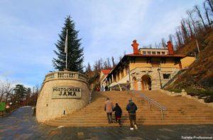 Cavernas de Postojna na Eslovêina