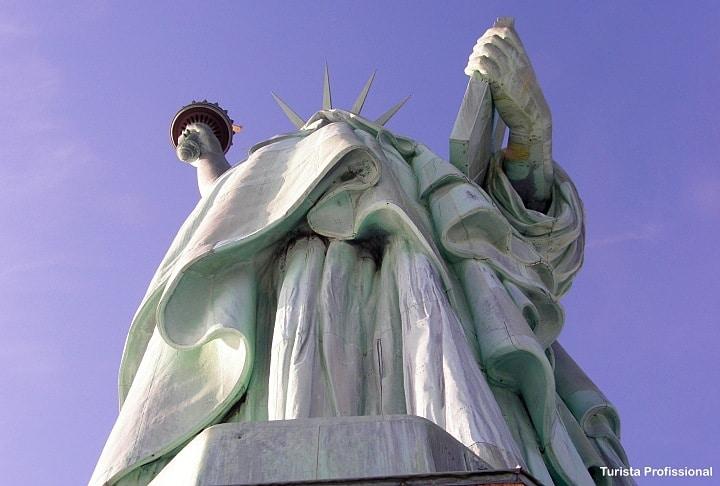 como é a visita a estatua da liberdade - Dicas para visitar a Estátua da Liberdade em Nova York