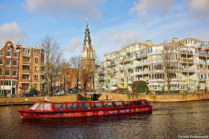 cruzeiros pelos canais de amsterdam - O que fazer em Amsterdam: principais pontos turísticos