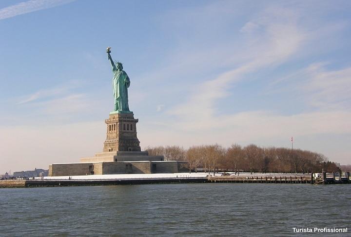 Dicas para visitar a Estátua da Liberdade em Nova York