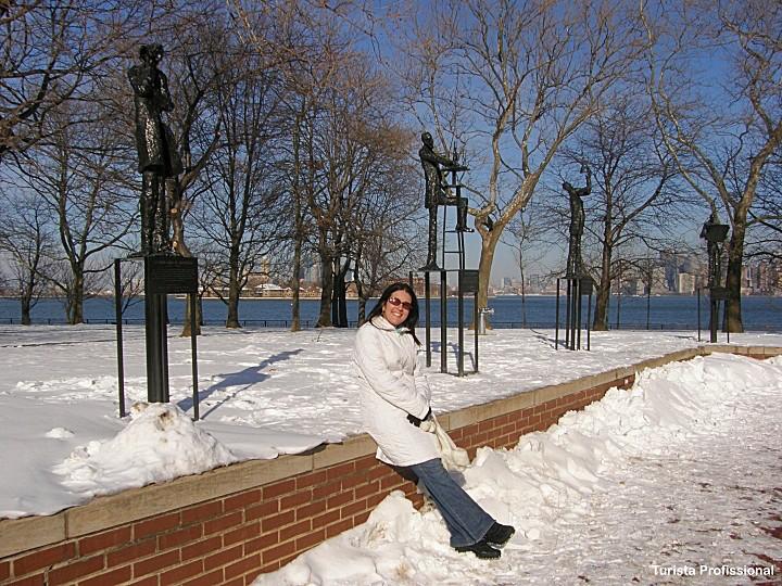 ilha da Estatua da Liberdade - Dicas para visitar a Estátua da Liberdade em Nova York