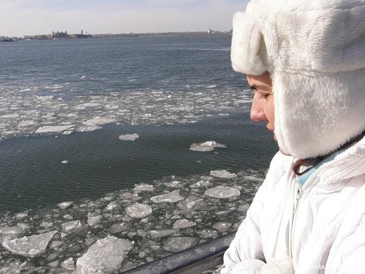 inverno em Nova York - Dicas para visitar a Estátua da Liberdade em Nova York