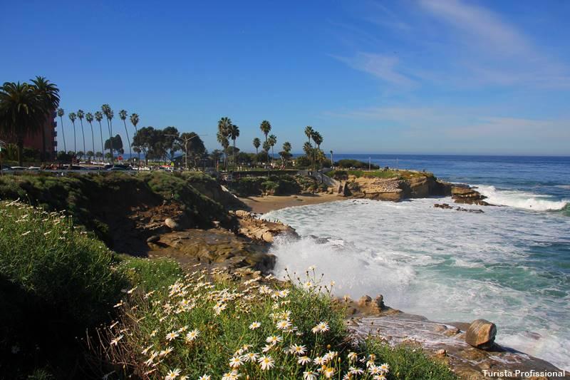 Praias de San Diego