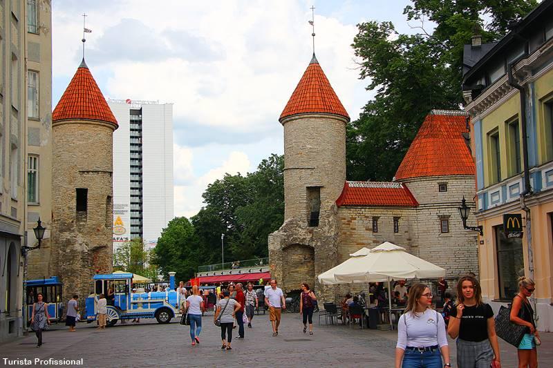 muralhas de tallin estonia - O que fazer em Tallinn, capital da Estônia