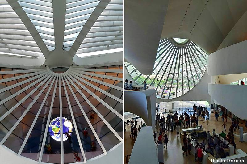 museus do rio de janeiro - Visita ao Museu do Amanhã, no Rio de Janeiro
