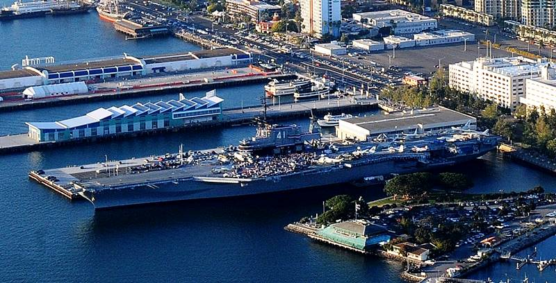o que fazer em San Diego - O que fazer em San Diego, Califórnia