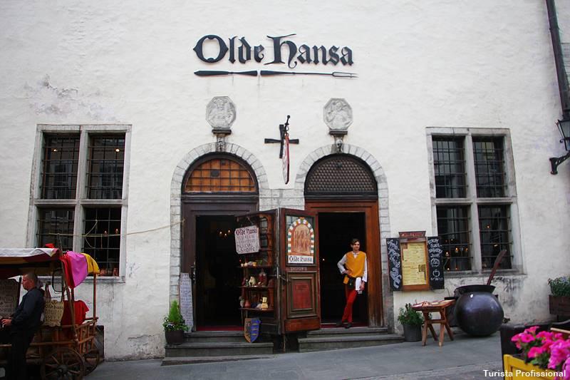 onde comer em tallin - O que fazer em Tallinn, capital da Estônia