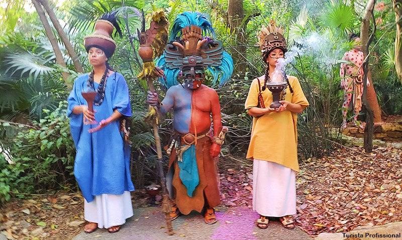 parque xcaret riviera maya - Parque Xcaret em Cancún: o que fazer