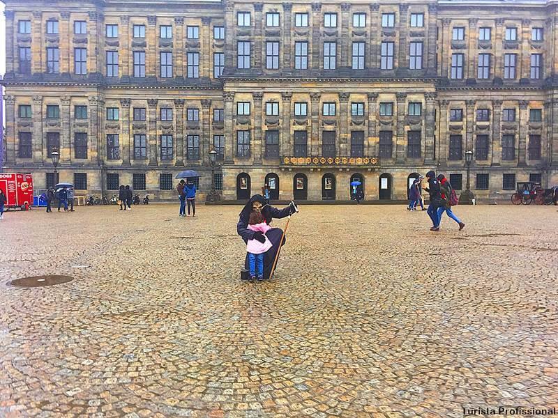 praca dam em amsterdam - O que fazer em Amsterdam: principais pontos turísticos