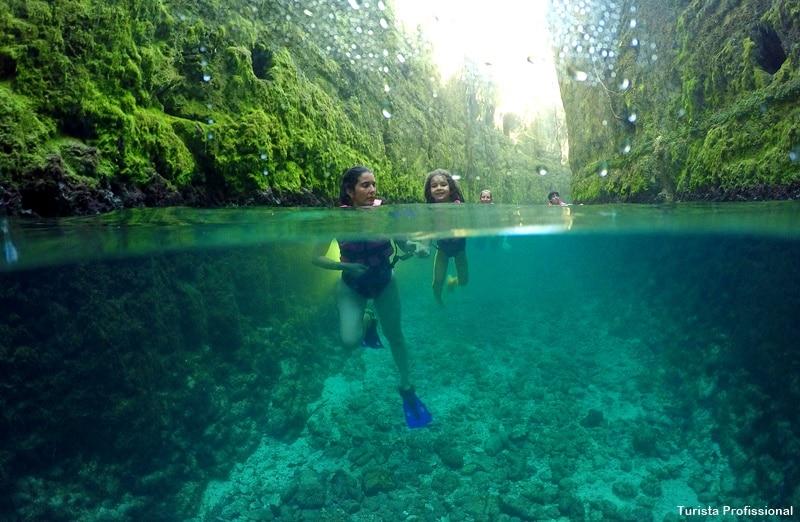 rio no xcaret - Parque Xcaret em Cancún: o que fazer