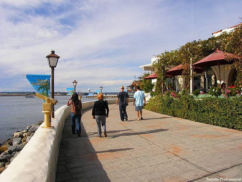 seaport village san diego - O que fazer em San Diego, Califórnia