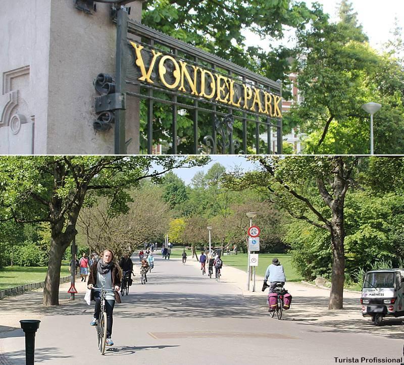 vondel park amsterdam - O que fazer em Amsterdam: principais pontos turísticos