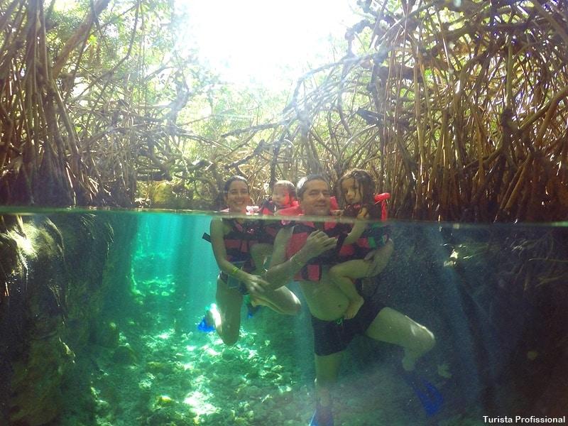 xcaret em familia - Parque Xcaret em Cancún: o que fazer