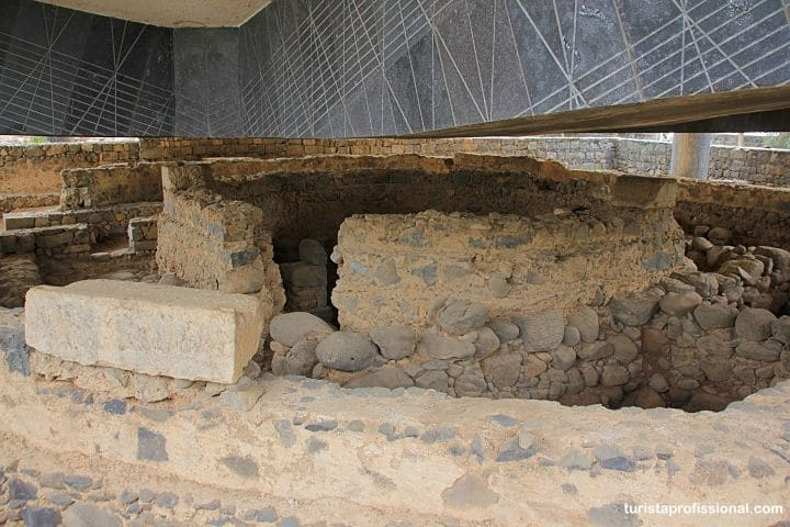 A casa de Pedro em Cafarnaum - Cidade de Cafarnaum, Israel: o que fazer e como chegar