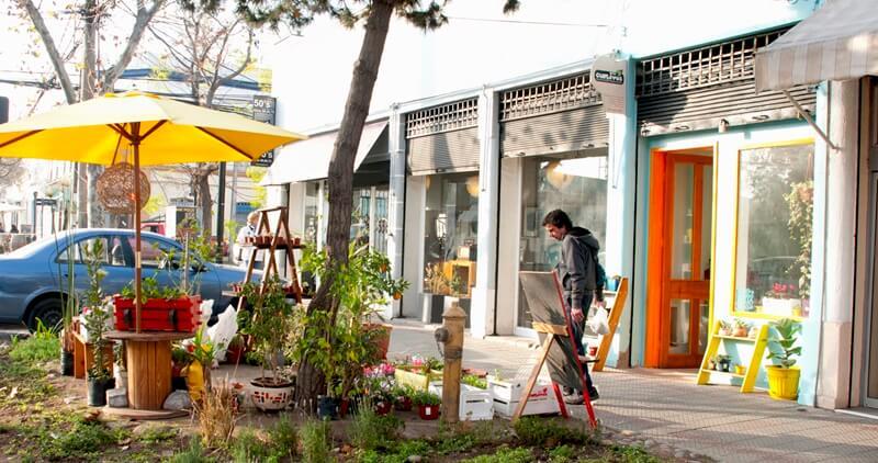 Barrio italia santiago - Bairros de Santiago do Chile
